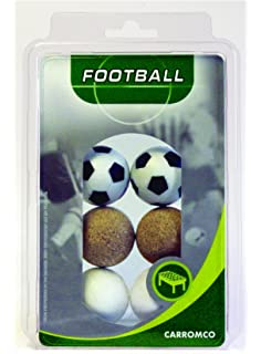 Leonhart ITSF – Balón de Futbolín Official 5 Unidades: Amazon.es: Deportes y aire libre