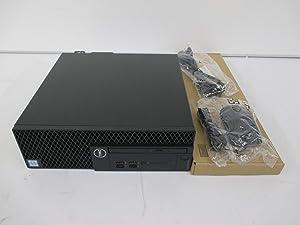Dell OptiPlex 3070 Desktop Computer - Intel Core i5-9500 - 4GB RAM - 500GB HDD - Small Form Factor