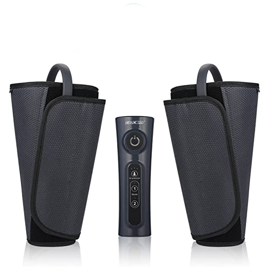 Amazon.com: CINCOM Leg Massager Air Compression Calf Massage Wrap Portable and for Reliefing Legs Arm Pain and Relaxing Muscle: Health & Personal Care