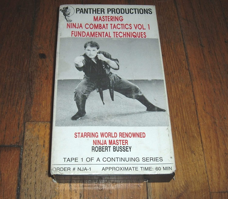 Amazon.com: Panther Home Video Mastering Ninja Combat ...