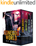 Gone God World Urban Fantasy Series: Box Set : (Books 1-3 plus a Bonus Novella)