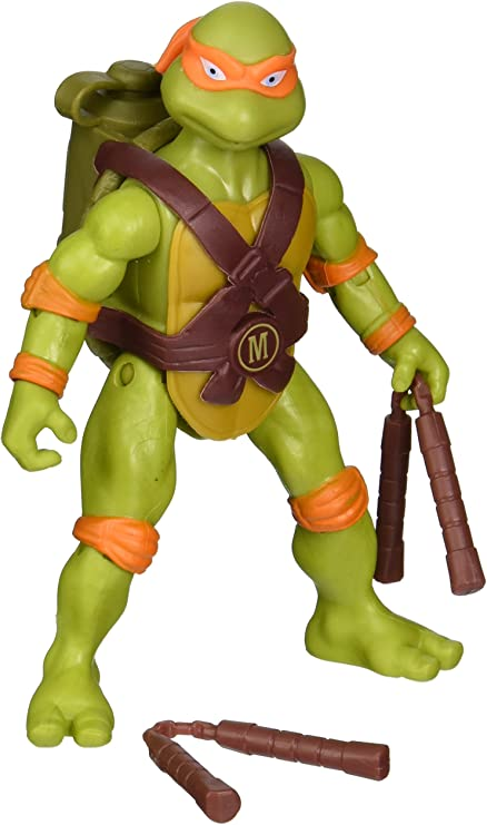 Amazon Com Teenage Mutant Ninja Turtles Classic Spittin