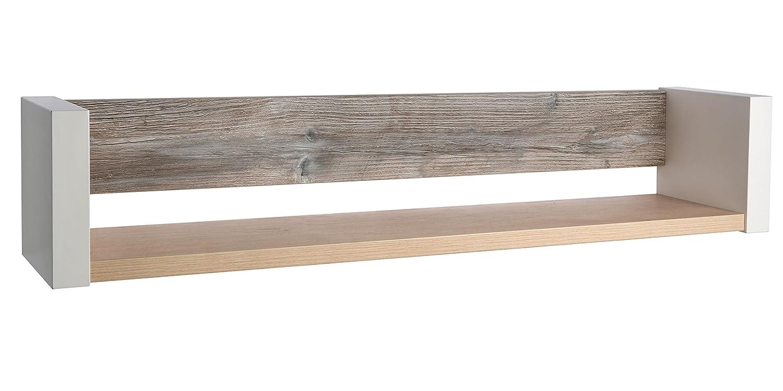 Schardt Woody Wall Shelf (White) 08 895 42 00
