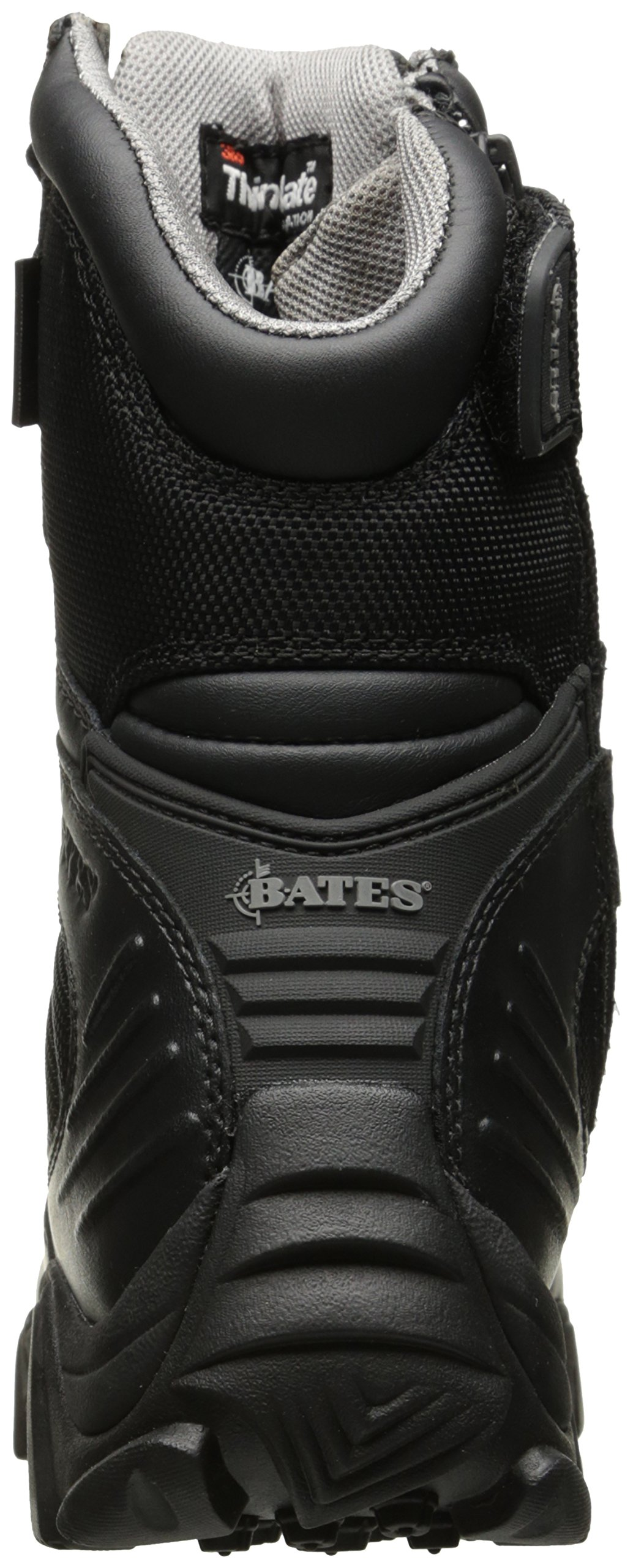 Bates Women's GX-8 Gore-Tex Insulated Side Zip Fire and Safety Shoe, Black, 9 M US by Bates (Image #2)