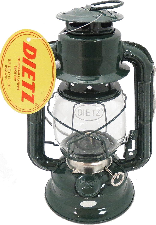 Dietz #76 Original Oil Burning Lantern Green