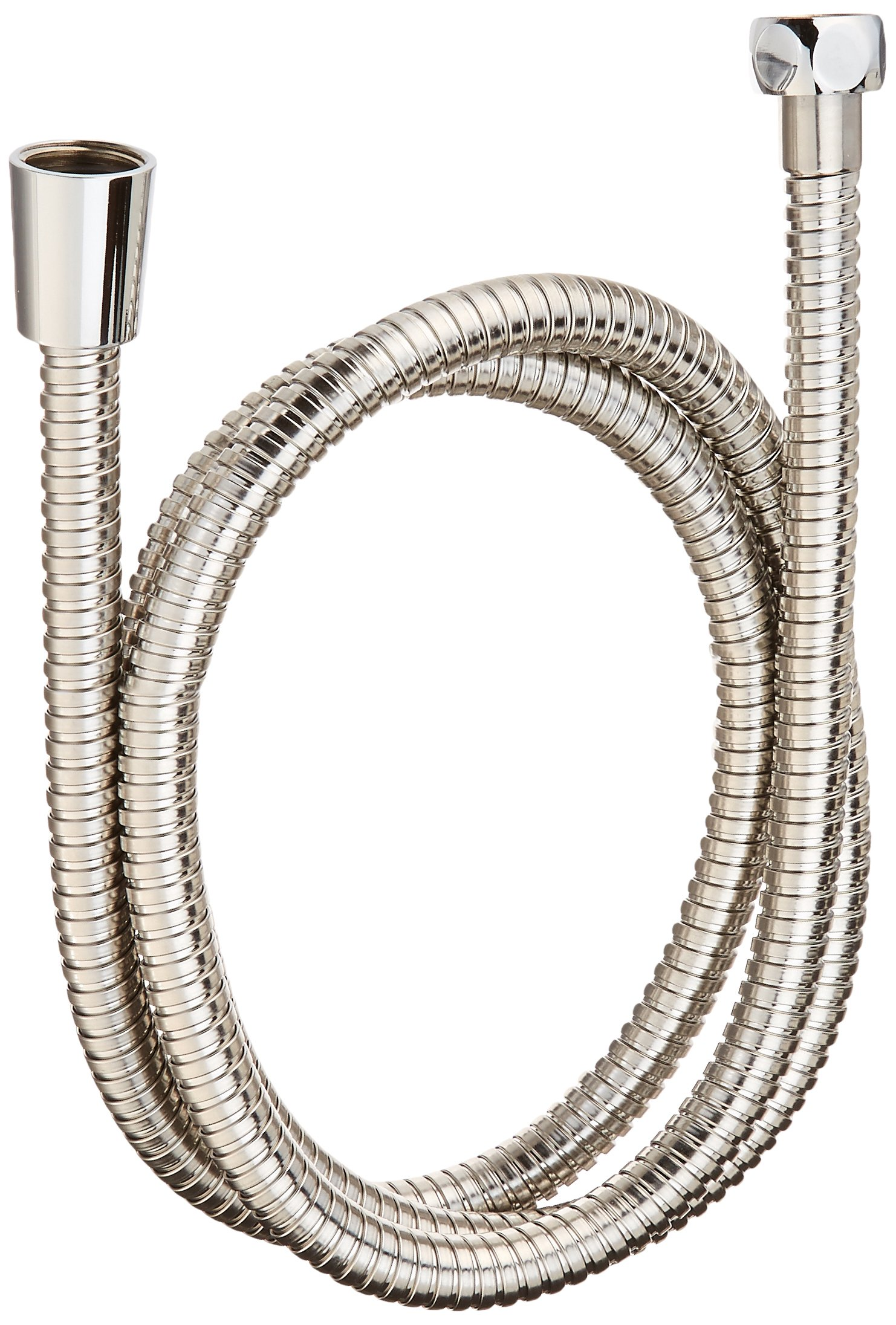 Delta 75007 140 60-Inch Stainless Steel Replacement Hose, Chrome