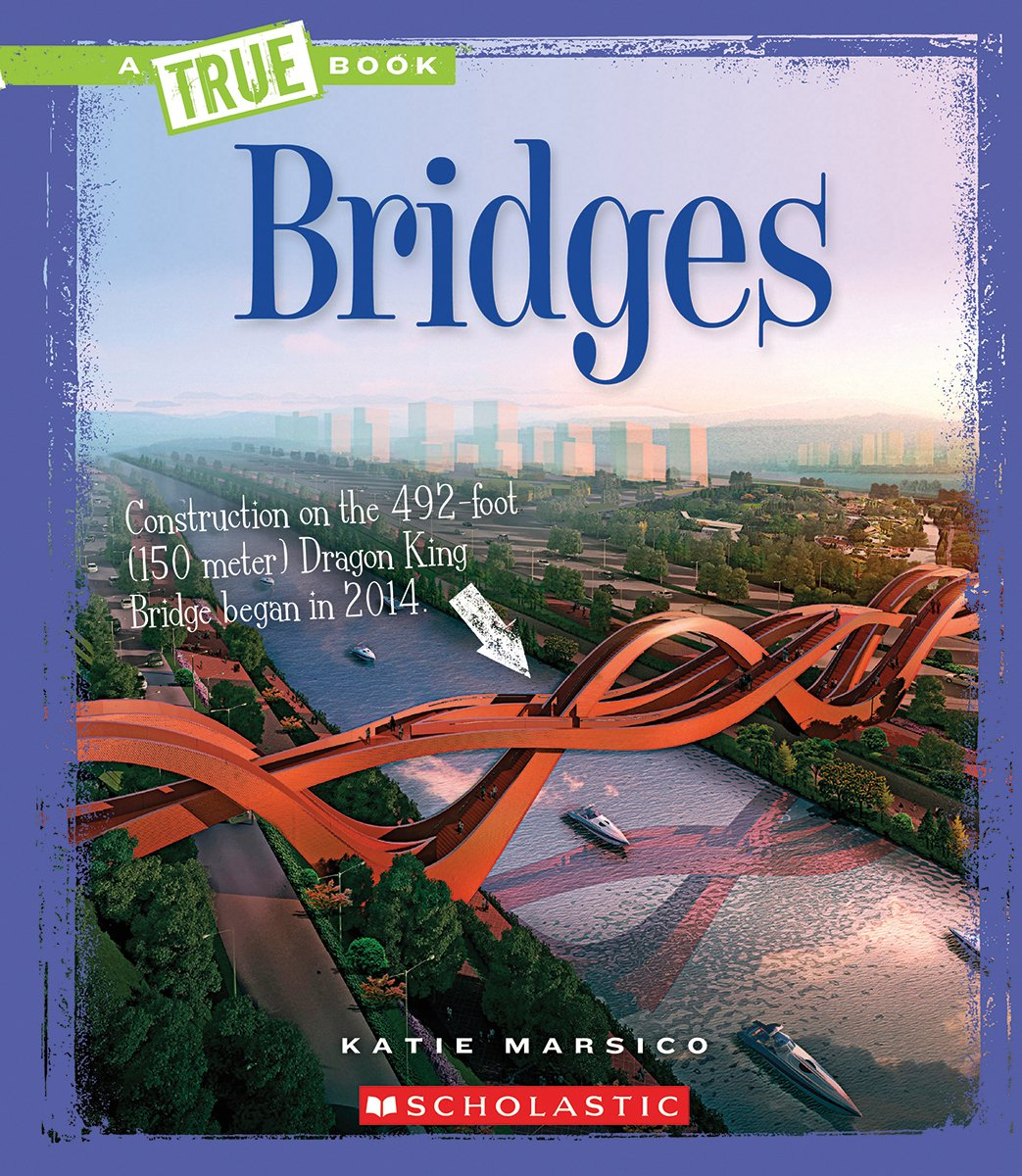 Download Bridges (A True Book) PDF