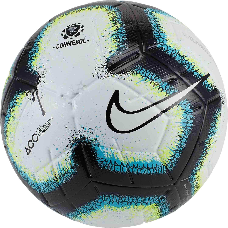 Oficial Egomanía pico  Amazon.com : Nike Copa America Merlin Official Match Ball (5) : Sports &  Outdoors