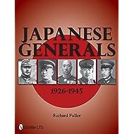 Japanese Generals 1926-1945