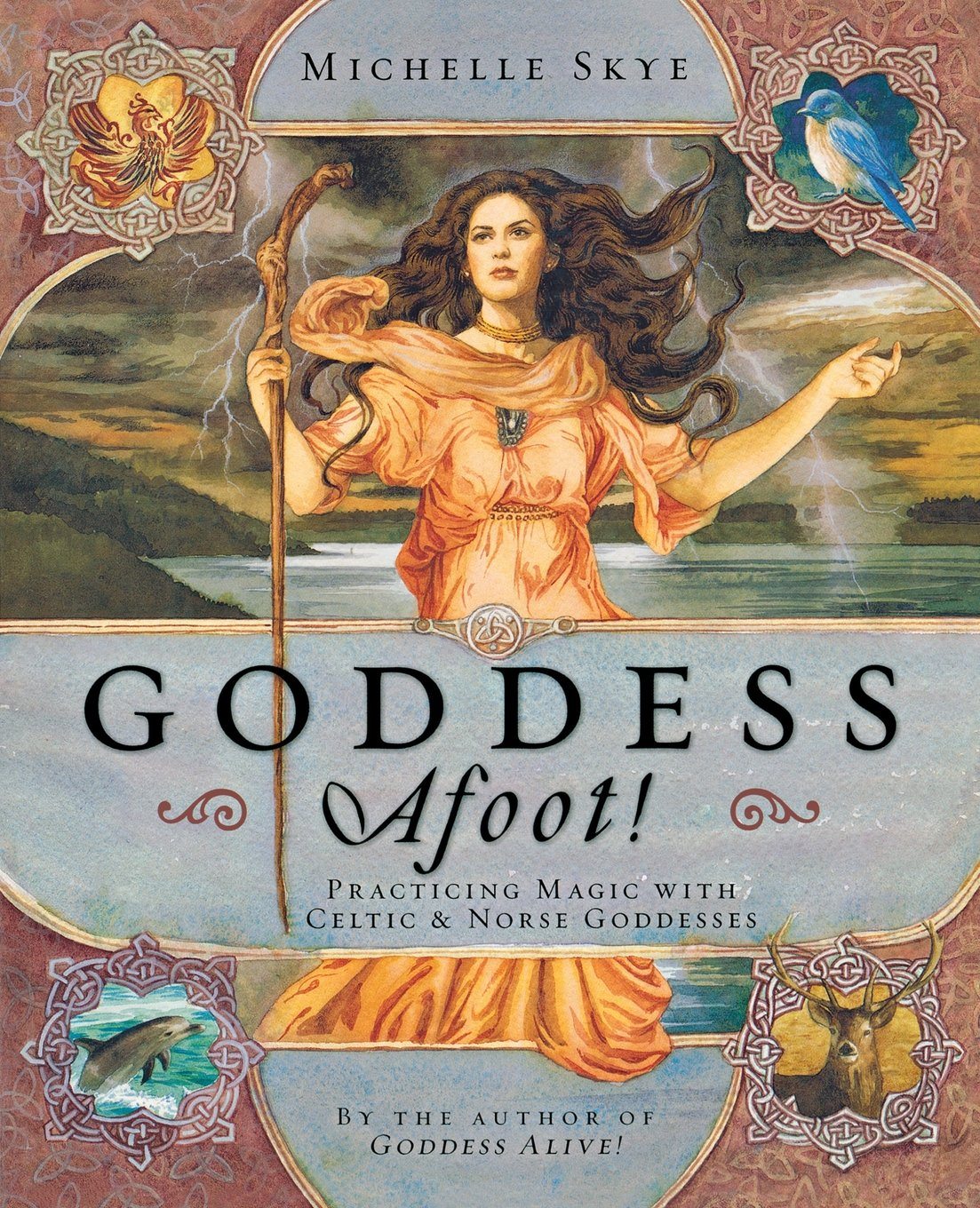 Download Goddess Afoot!: Practicing Magic with Celtic & Norse Goddesses PDF