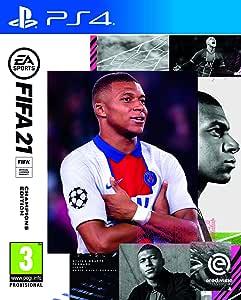 FIFA 21: Champions Edition - Preorder (PS4 inclusief kostenloze upgrade naar PS5) - NL versie