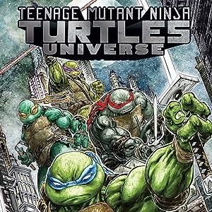 Teenage Mutant Ninja Turtles Universe (6 book series) Kindle ...