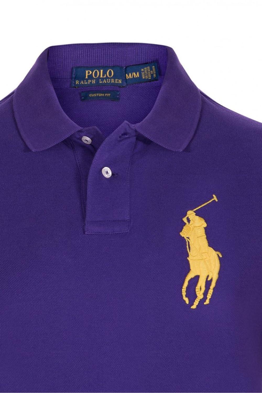 RALPH LAUREN Polos manches courtes - 8737334 BIG PONY - HOMME - M   Amazon.fr  Vêtements et accessoires 8fcee60274a9