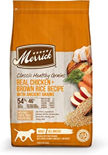 product image for Merrick Classic Healthy Grains Dry Dog Food with Real Meat