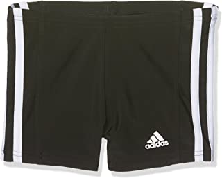 adidas Jungen Infinitex Essence Core 3-Stripes Boxer-Badehose BP9500