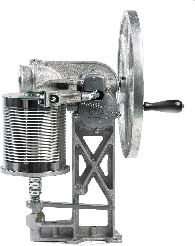 All-American Senior Flywheel Can Sealer with Adaptor