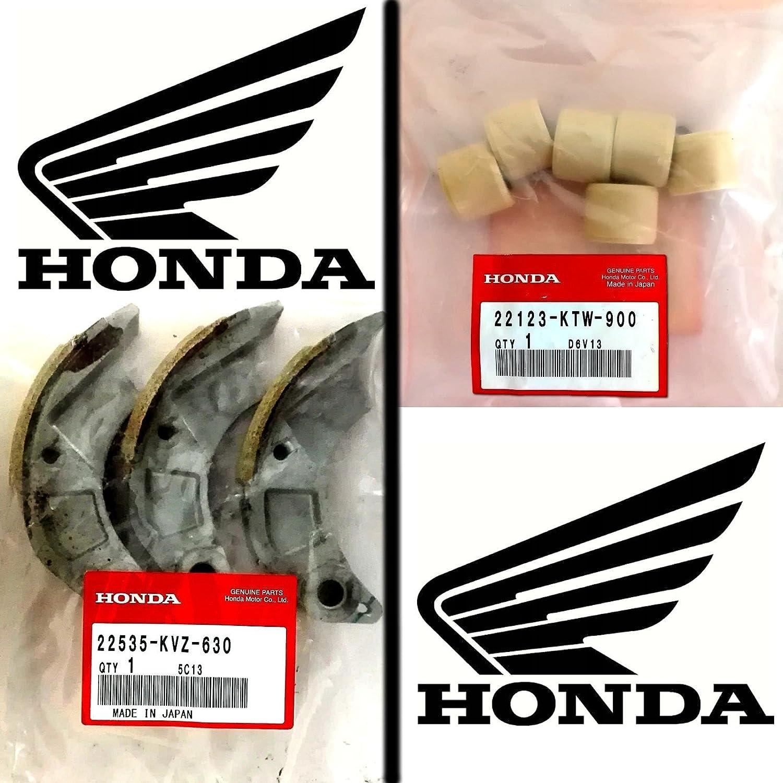 Lava embrague Orginali Honda Código Color 22535-kvz-630 rodillos originales HONDA Código Color 22123-ktw-900 para Honda SH 300 2008 - 2010: Amazon.es: Coche ...