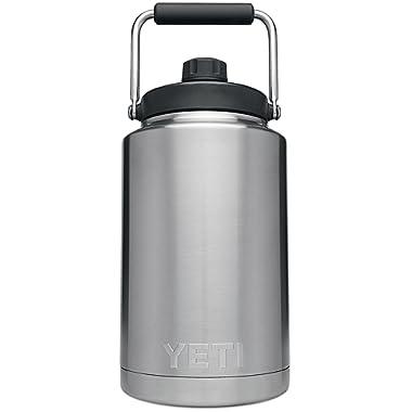 YETI Rambler Vacuum Insulated Stainless Steel Gallon Jug with MagCap