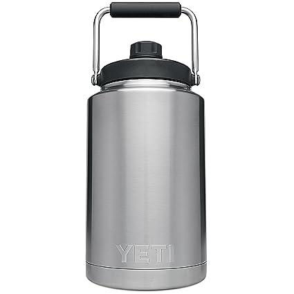 amazon com yeti coolers 21070140001 one gallon rambler jug kitchen