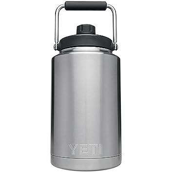 Amazon.com: YETI, termo estilo tejano de acero inoxidable ...