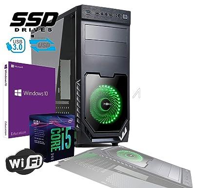 PC Desktop INTEL I5 SIX CORE 8th gen Up To TURBO 4.0GHZ ...