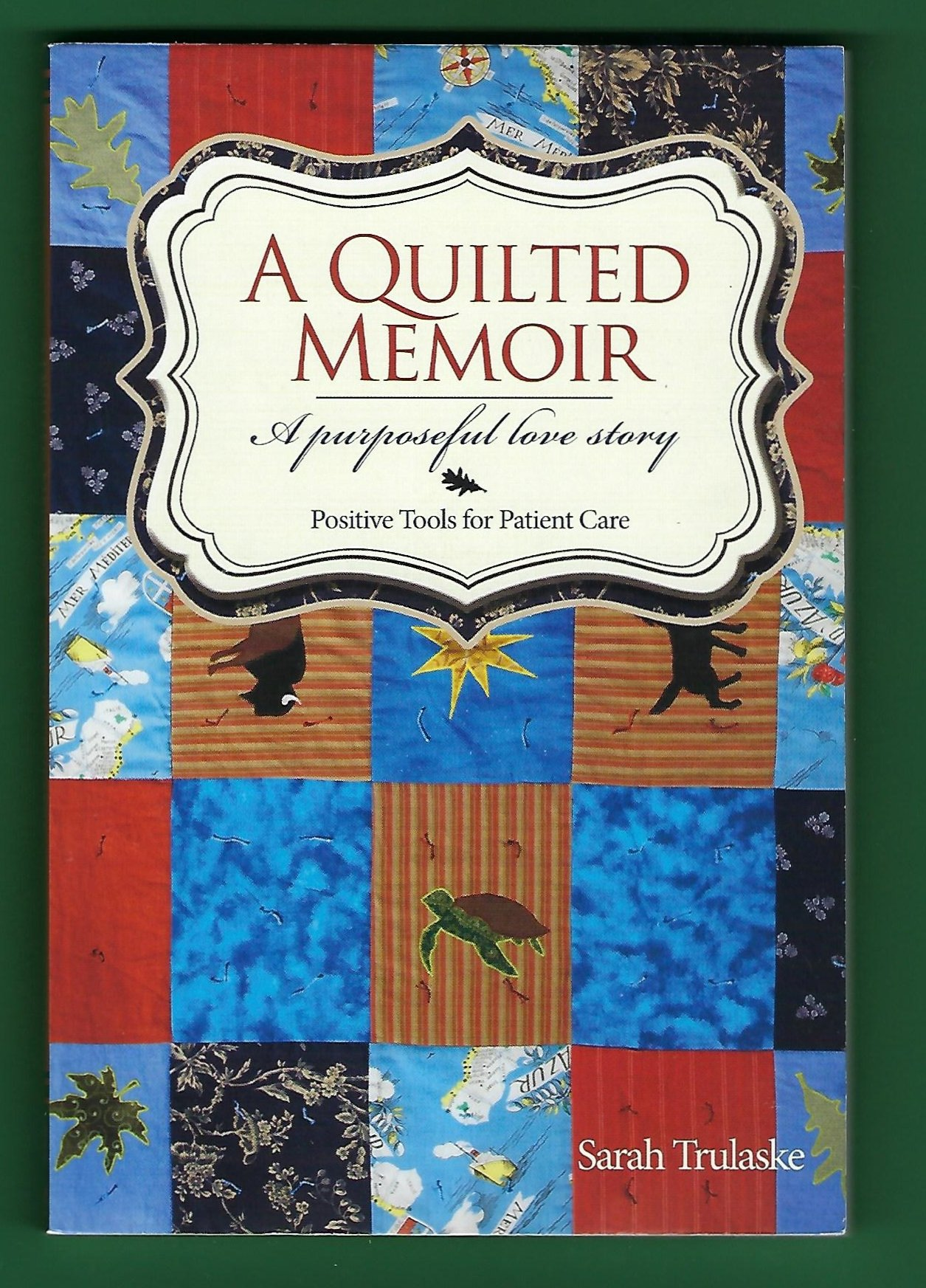 A Quilted Memoir ebook