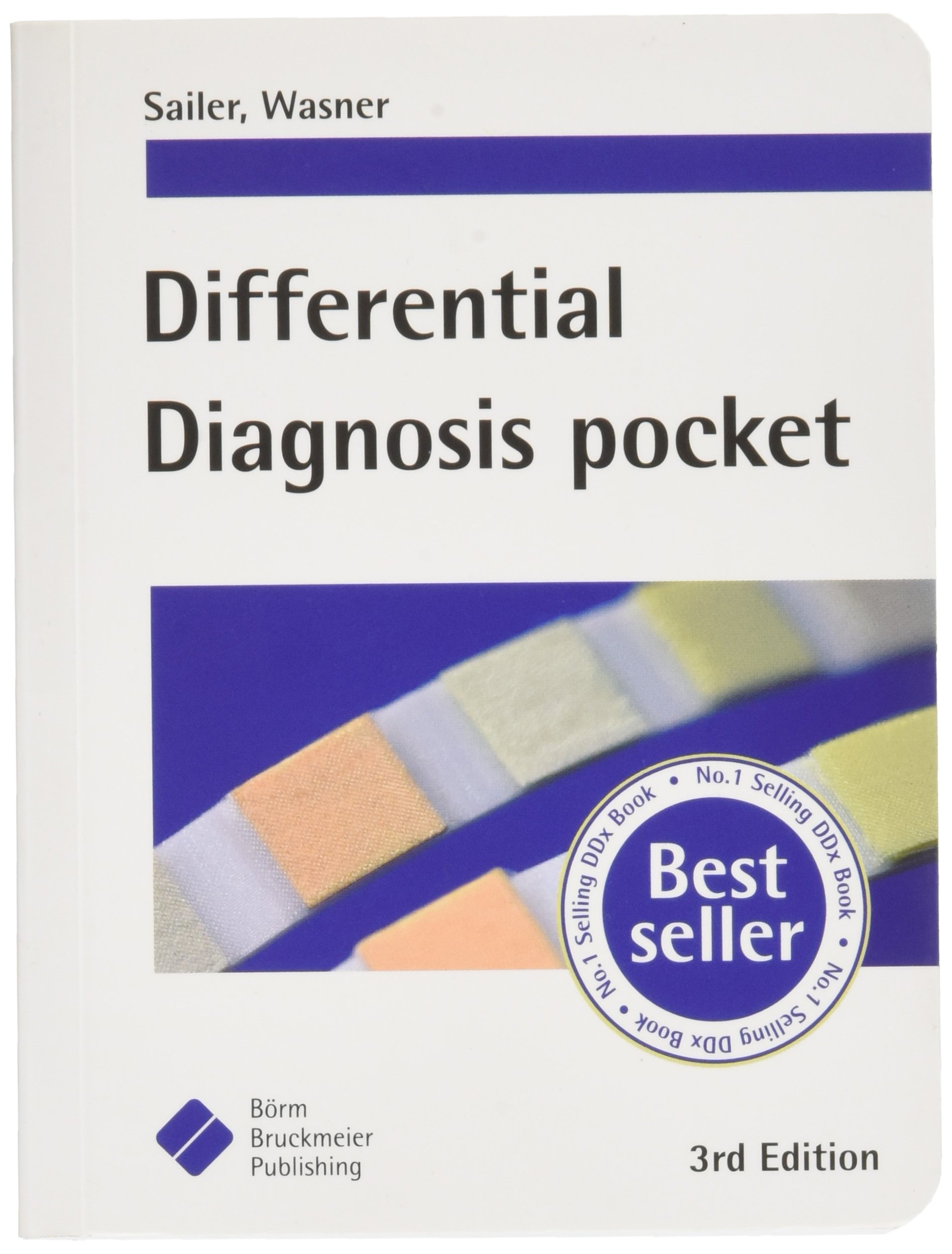 Differential Diagnosis Pocket: Clinical Reference Guide (Pocket (Borm Bruckmeier Publishing))