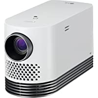 LG HF80JA Full HD 1080p 2000-Lumens DLP Home Theater Projector
