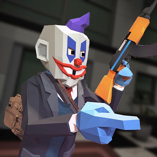 Bank Robbery LA Crime City