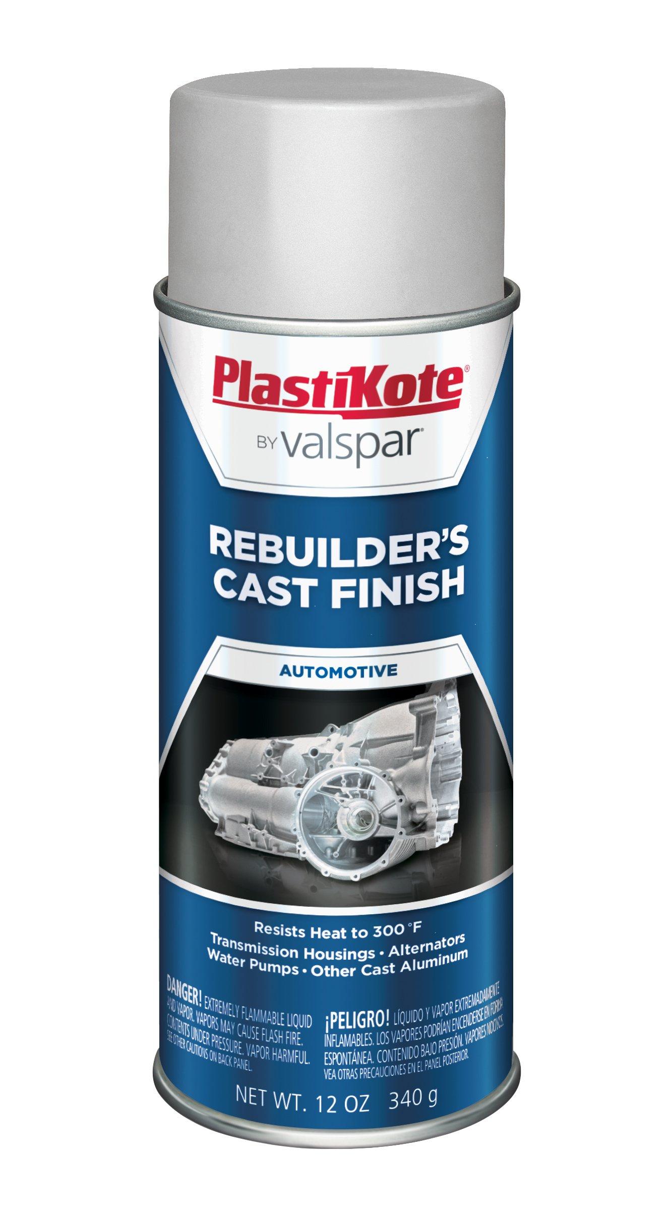 PlastiKote 282 Aluminum Rebuilders Cast Finish - 12 Oz.