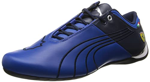 09d49fd511ef Image Unavailable. Image not available for. Colour  PUMA Men s Future Cat  M1 Ferrari Catch Shoe