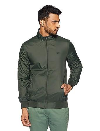 1c6fc9336e5 Allen Solly Men's Jacket: Amazon.in: Clothing & Accessories