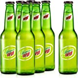 Mountain Dew, Carbonated Soft Drink, Glass Bottle, 6 x 250ml