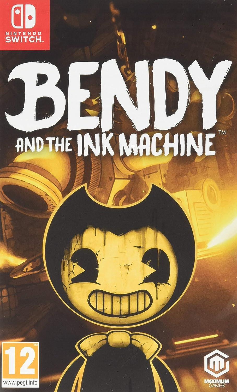 Bendy and the Ink Machine - Nintendo Switch [Importación francesa]: Amazon.es: Videojuegos