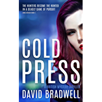 Cold Press: A Gripping British Mystery Thriller - Anna Burgin Book 1