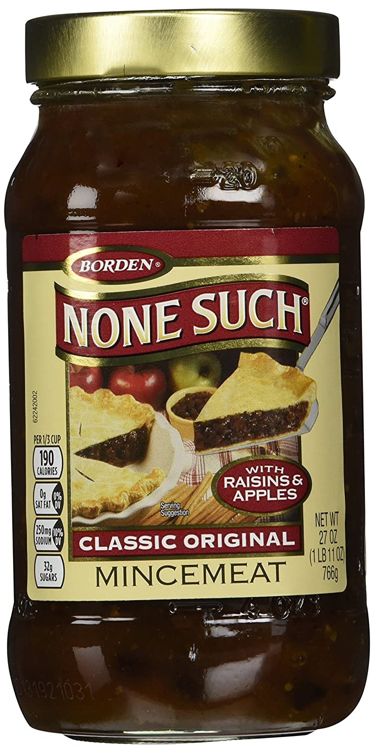 None Such, Mincemeat Clsc Original, 27 Ounce