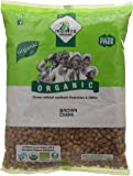 24 Mantra Organic Brown Chana Whole, 1kg