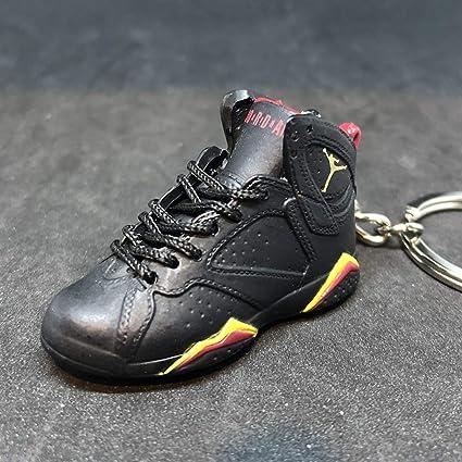 97f6bf6e32648 Amazon.com : Air Jordan VII 7 Retro Citrus Black Red OG Sneakers ...