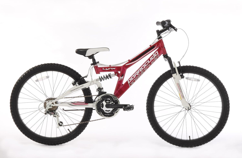 Barracuda Lynx Girls - Bicicleta de suspensión para niña, tamaño ...