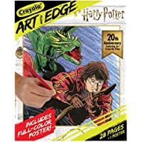 Crayola Art with EdgeColoring Pages Harry Potter Celebration