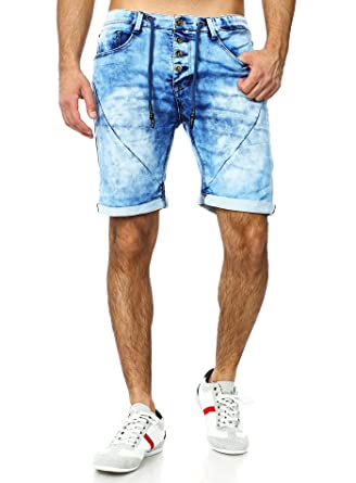 En Short Jean Jeans Pantalon Sublevel Homme Millésime Corsaire Court nHgPFqwH