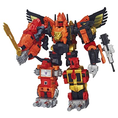 Transformers Platinum Edition Predaking Figure (Discontinued by manufacturer): Toys & Games [5Bkhe0306140]