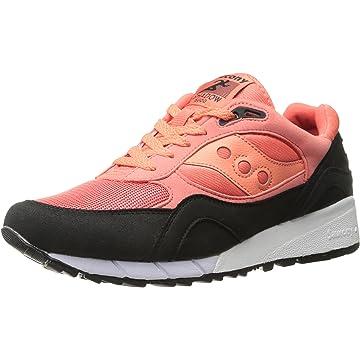 Saucony Originals Men's Shadow 6000 - Coral Reef Pack  Coral/Black Sneaker 10.5 D - Medium