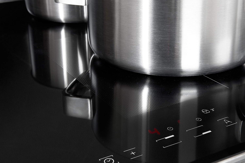 Bauknecht ctai 9640 en de inducción hobs/4 elementos calefactores ...