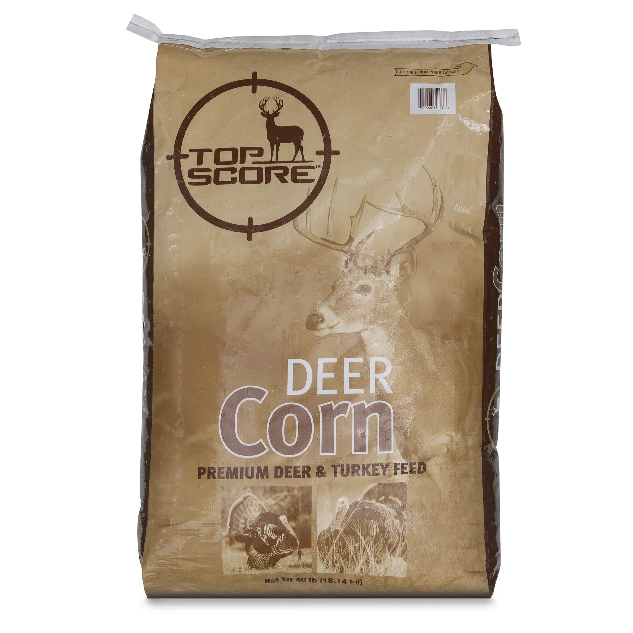 Manna Pro Top Score Deer Corn, 40lb by Manna Pro