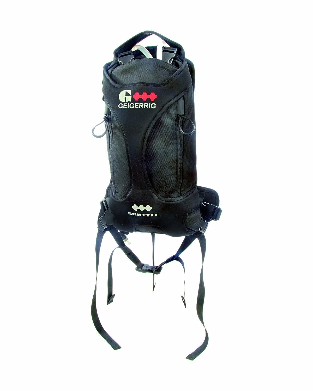 Geigerrig Rig Shuttle Hydration Pack: G3 Shuttle Bk (Black) by Geigerrig
