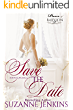 Save the Date: Pam of Babylon Book #9