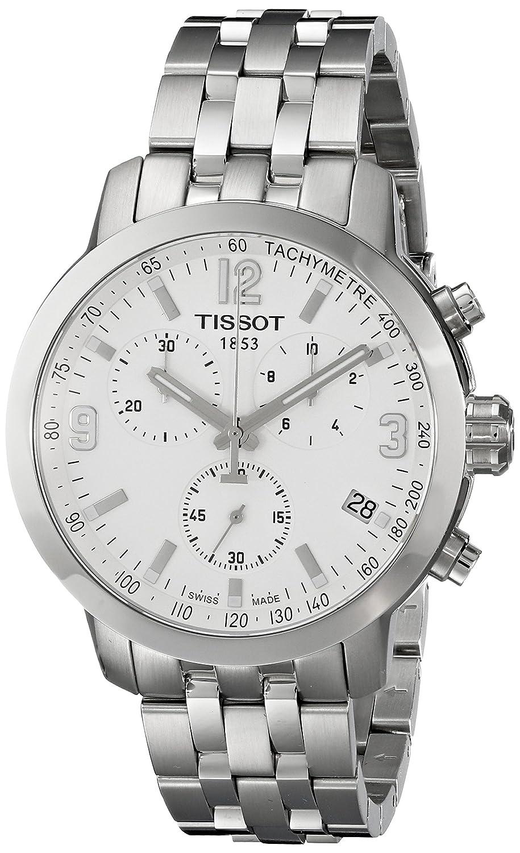 mens tissot prc200 chronograph watch t0554171101700 amazon co uk mens tissot prc200 chronograph watch t0554171101700 amazon co uk watches