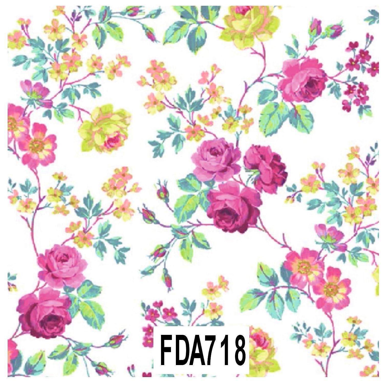 Decopatch Decoupage Printed Paper FDA718 Climbing Roses FDA718O