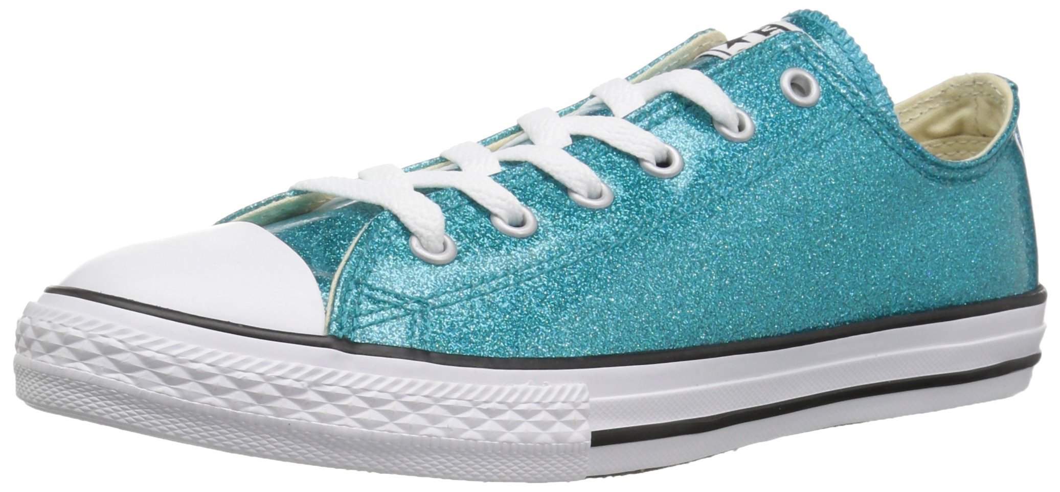 5a185d75f918e ... where to buy converse kids chuck taylor all star glitter low top sneaker  0f362 522f3